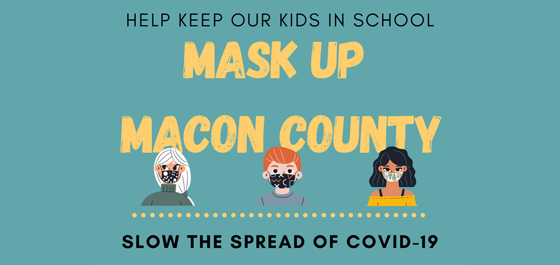 Mask Up! Help Keep Our Kids in School